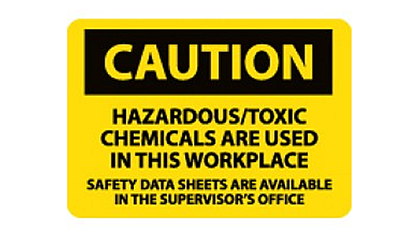 The dirt on regulating chemicals in the building industry