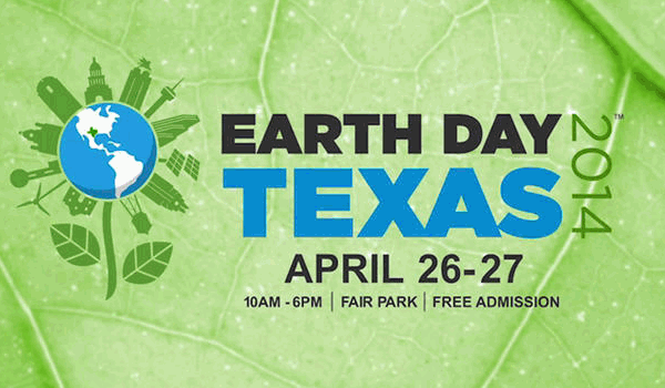Celebrate Water at EARTH DAY TEXAS 2014