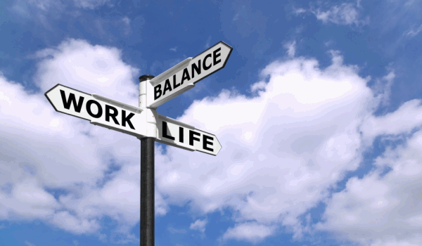 Good Health Is All about Life Balance