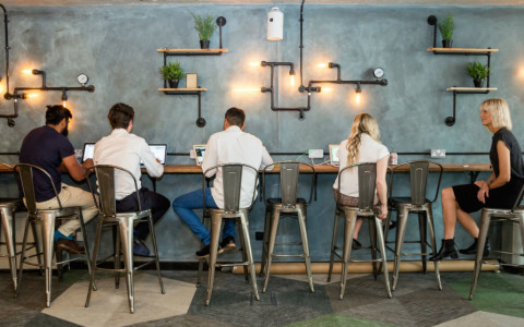 Coworking: It's More Than Beer on Tap and Sexy Cube Farms