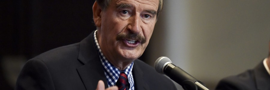 Vicente Fox on Mexico and the US Going Forward
