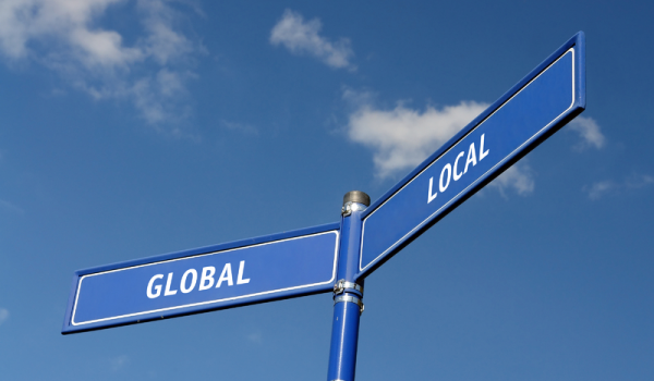 Making the local-global connection
