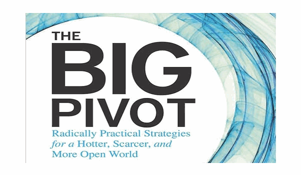 The Big Pivot: A realist's guide to a climate-challenged present